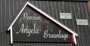 "Pension ""bei Angela """