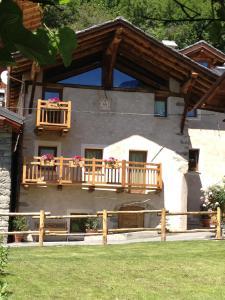 Accommodation in Valpelline
