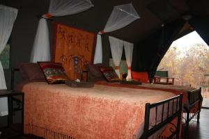 Prana Tented Camp, Люкс-шатры  Ливингстон - big - 1
