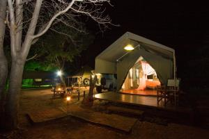 Prana Tented Camp, Люкс-шатры  Ливингстон - big - 11