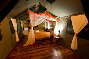 Prana Tented Camp, Люкс-шатры  Ливингстон - big - 12
