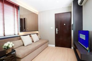 Gfeel Studio Deluxe, Apartments  Bangkok - big - 28