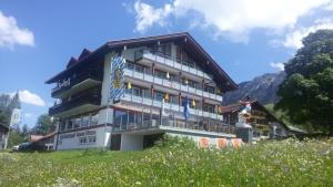 Sporthotel Hochpaßhaus am Iseler - Hotel - Oberjoch-Hindelang