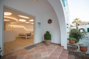 Spiros, Aparthotely  Naxos Chora - big - 196