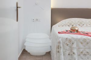 Spiros, Aparthotely  Naxos Chora - big - 102