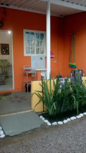 Casa aconchegante Ubatuba, Dovolenkové domy  Ubatuba - big - 2