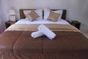 Kailash Garden Home Stay, Privatzimmer  Nusa Lembongan - big - 8