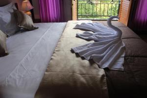 Kailash Garden Home Stay, Privatzimmer  Nusa Lembongan - big - 11
