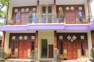 Kailash Garden Home Stay, Privatzimmer  Nusa Lembongan - big - 27