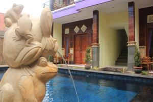 Kailash Garden Home Stay, Magánszállások  Lembongan - big - 28