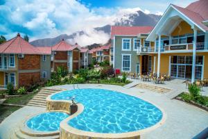 Masailand Safari Lodge, Hotely  Arusha - big - 14