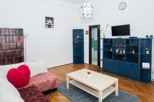 Tranquil flat next to the Budapest Central Park, Apartmanok  Budapest - big - 5