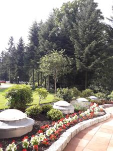 At the Turgenev Villa