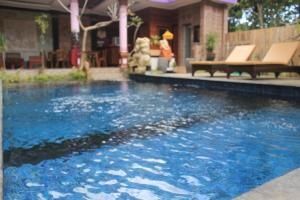 Kailash Garden Home Stay, Privatzimmer  Nusa Lembongan - big - 70