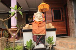 Kailash Garden Home Stay, Privatzimmer  Nusa Lembongan - big - 68