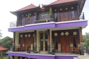 Kailash Garden Home Stay, Privatzimmer  Nusa Lembongan - big - 51