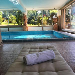 Promenaden-Strandhotel Marolt, Hotely  Sankt Kanzian - big - 55