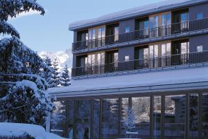 Hotel Laudinella - St. Moritz
