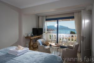 Pyrgos Blue, Aparthotels  Malia - big - 17