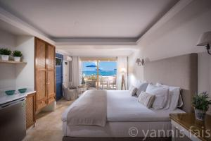 Pyrgos Blue, Aparthotels  Malia - big - 19