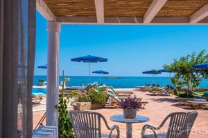 Pyrgos Blue, Aparthotels  Malia - big - 22