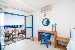 Dimitra Boutique Rooms, Апарт-отели  Фалираки - big - 9