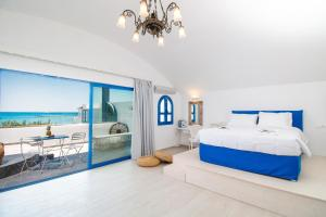 Dimitra Boutique Rooms, Апарт-отели  Фалираки - big - 12