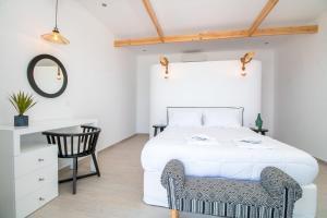 Dimitra Boutique Rooms, Апарт-отели  Фалираки - big - 15