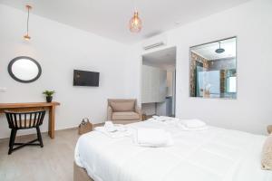 Dimitra Boutique Rooms, Апарт-отели  Фалираки - big - 19