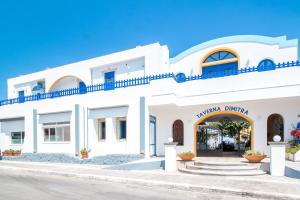 Dimitra Boutique Rooms, Aparthotely  Faliraki - big - 43