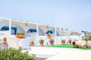 Dimitra Boutique Rooms, Aparthotely  Faliraki - big - 24