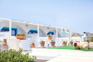 Dimitra Boutique Rooms, Апарт-отели  Фалираки - big - 24