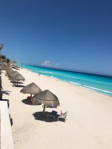 Brisas Penthouses on Perfect Beach, Appartamenti  Cancún - big - 73