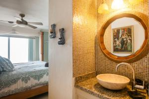 Brisas Penthouses on Perfect Beach, Appartamenti  Cancún - big - 84