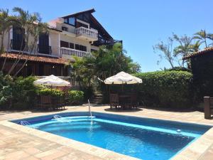 Pousada Caminho do Sol, Vendégházak  Arraial do Cabo - big - 1
