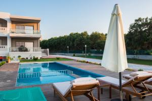 Niovi Seaside Suites, Apartmány  Kissamos - big - 26