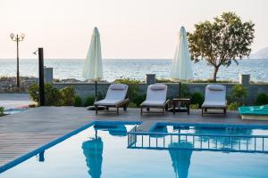 Niovi Seaside Suites, Appartamenti  Kissamos - big - 27