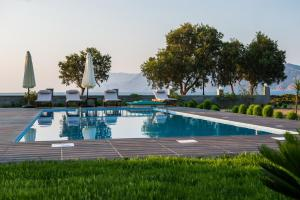 Niovi Seaside Suites, Appartamenti  Kissamos - big - 33
