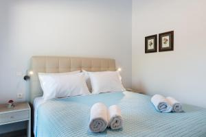 Niovi Seaside Suites, Appartamenti  Kissamos - big - 70