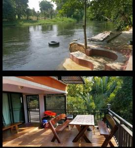 Kaengkrachan River Hut