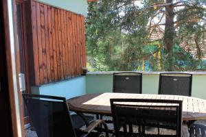 Apartmany Riviera 505 - Apartment - Lipno