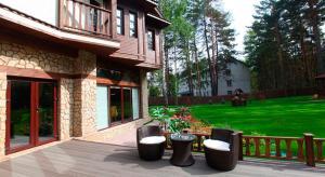 Курортный отель Сосновка