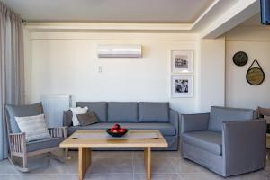 Blue Oyster Villas, Vily  Platanes - big - 20