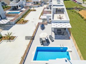 Blue Oyster Villas, Villas  Platanes - big - 22