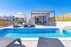 Blue Oyster Villas, Vily  Platanes - big - 25