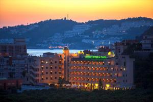 Hotel Victoria Playa, Hotel  Almuñécar - big - 11