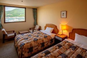 Okido Hotel, Hotel  Tonosho - big - 1