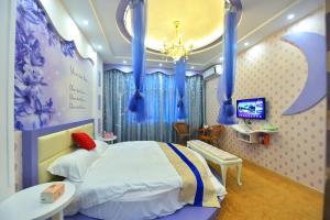 Zhaoxiahong Art hotel, Alloggi in famiglia  Wujiaqiao - big - 60