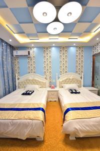 Zhaoxiahong Art hotel, Alloggi in famiglia  Wujiaqiao - big - 61