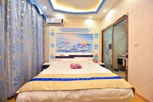 Zhaoxiahong Art hotel, Alloggi in famiglia  Wujiaqiao - big - 64